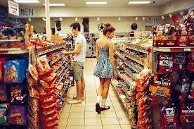Как познакомиться в супермаркете