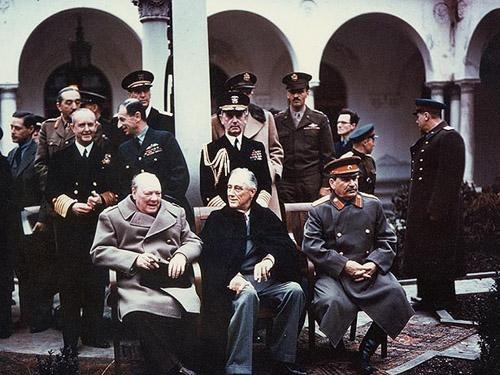 What decisions adopted at the Tehran conference