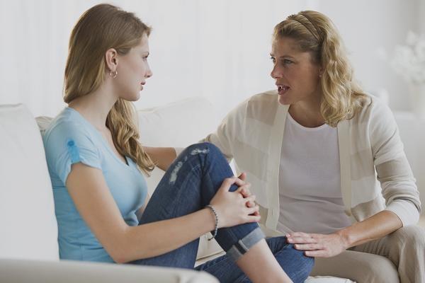 Особенности менструального цикла  у девочек
