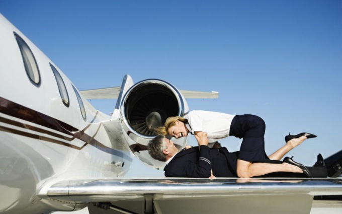 Как познакомиться с летчиком