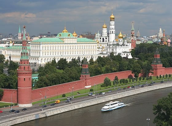 What cities closest to Moscow
