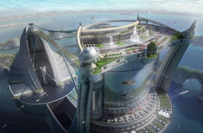 Какими будут города будущего