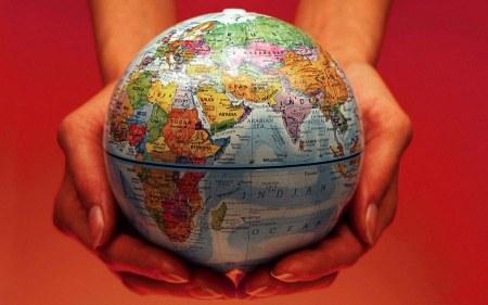 Кто первым придумал глобус