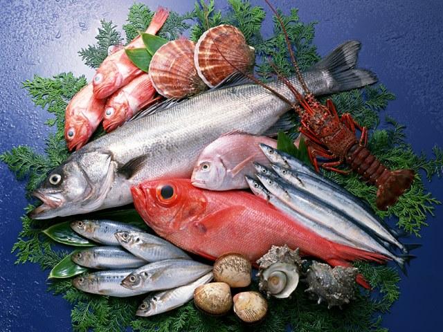 Рыба в ежедневном рационе