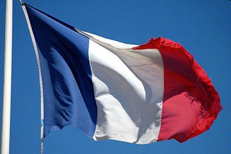 Как выглядит флаг и герб Франции