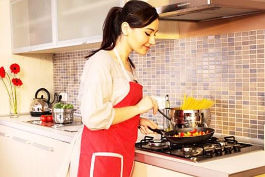 Идеальная жена должна уметь готовить
