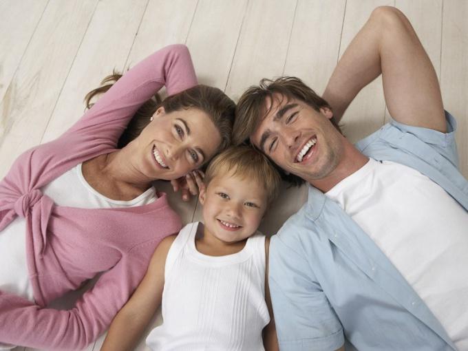 Признаки семьи как малой группы