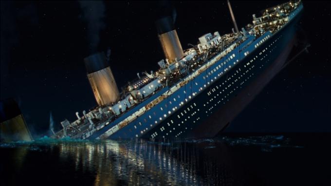 """Катастрофа """"Титаника"""": как это было"""