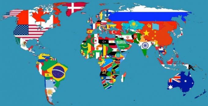 Какие страны в мире самые большие в 2017 году