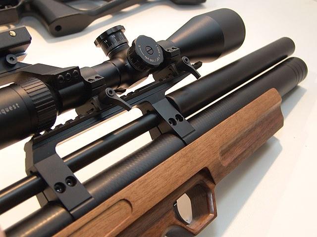 Пневматическая винтовка HooliGun