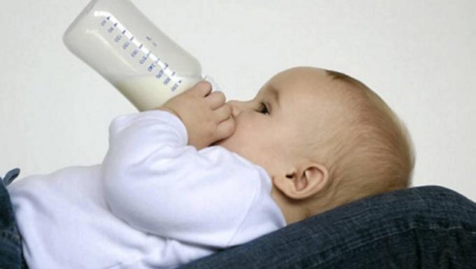 лучшая молочная смесь