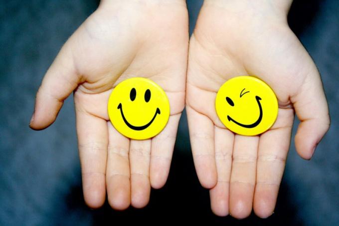 Дарите людям позитив