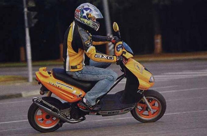 Какими бывают китайские скутеры