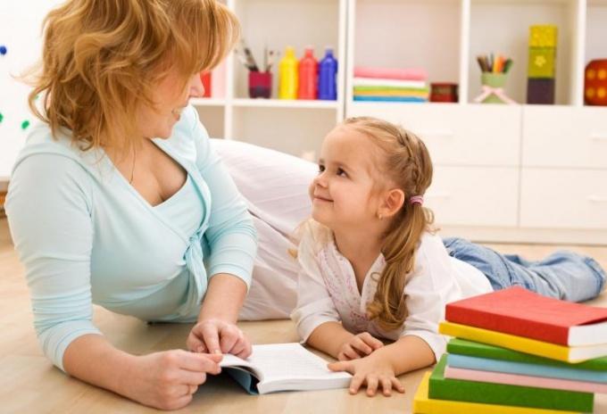 Как выучить стихи с дошкольником
