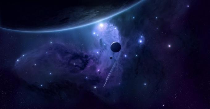 Что бы люди ни измеряли в космосе, точка отсчета - Земля