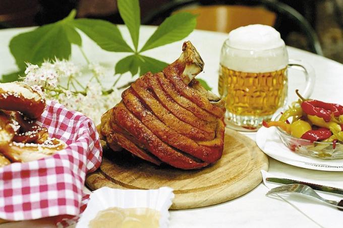 Блюда чешской кухни