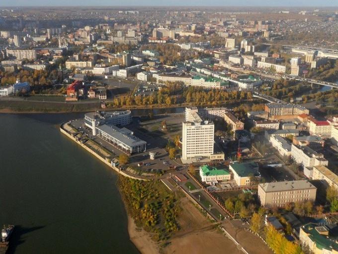 Какой климат в Омске