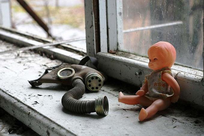 Чернобыльская катастрофа - крупнейшее техногенное происшествие за всю историю человечества