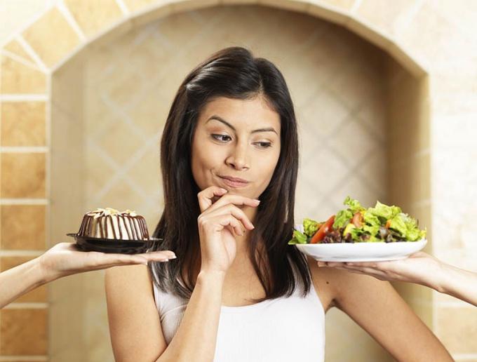 Как похудеть, если все время хочется есть