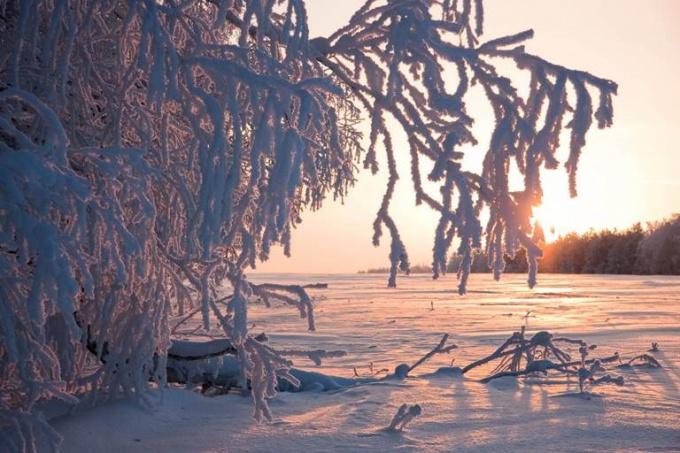 Есть места на планете с температурой ниже -60°С и в них живут люди