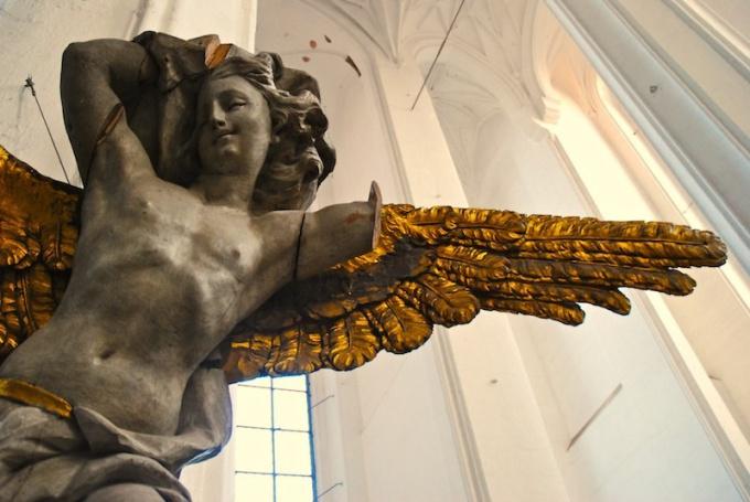 Ангелы: кто они и как они выглядят