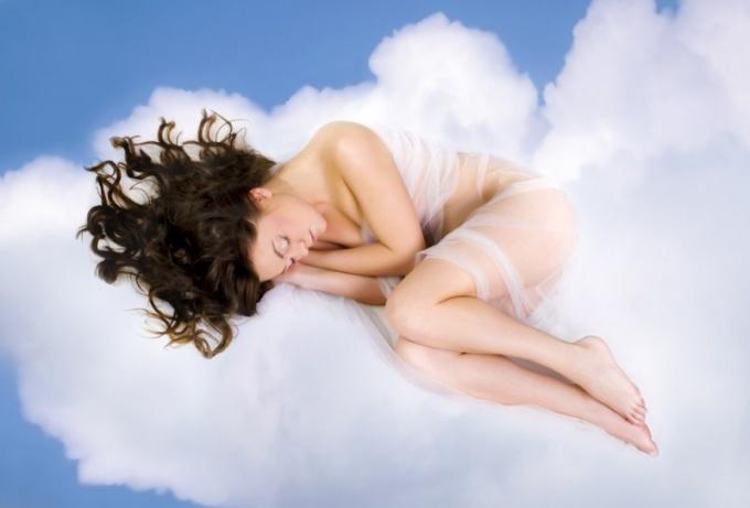 Во время сна тело человека сообщает абсолютно правдивую информацию