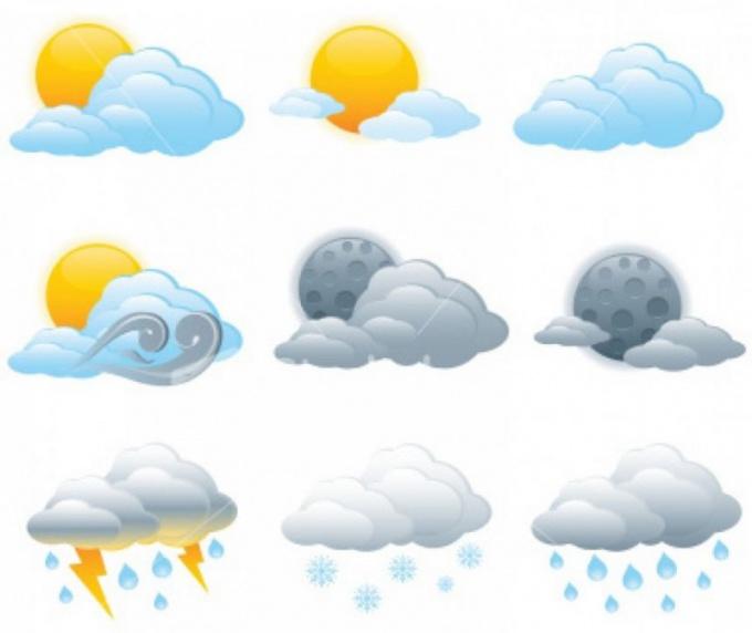 где узнать прогноз погоды в москве