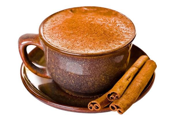 kofe s koricej