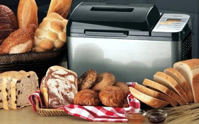 Какую хлебопечку выбрать для дома