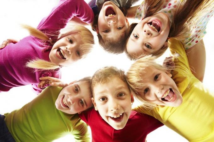 Какие игры выбрать для разновозрастных детей