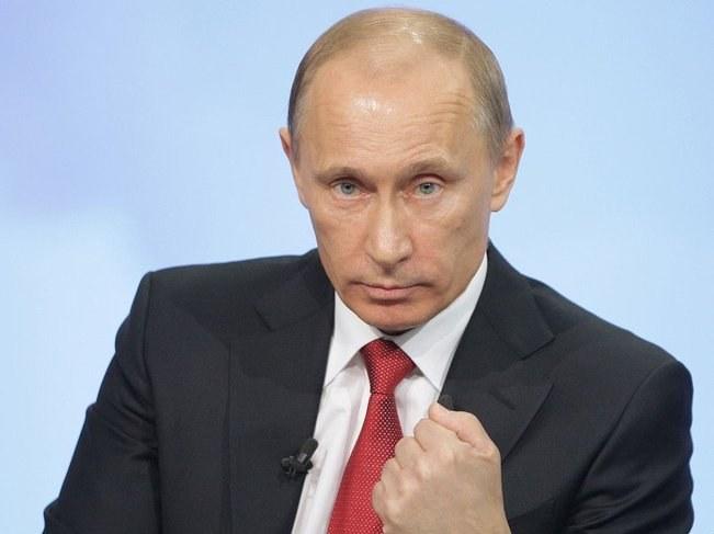 Какой стала Россия  при Путине