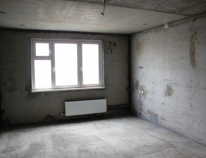 Как выглядит квартира в новостройке под самоотделку