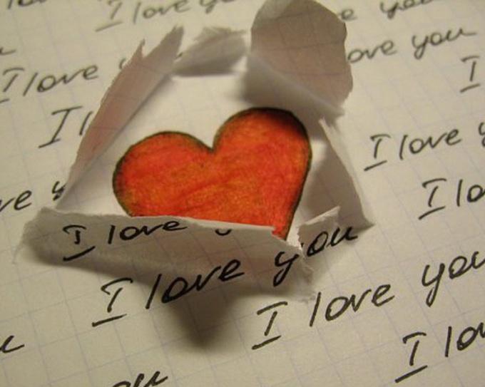 Как объясниться в любви на английском