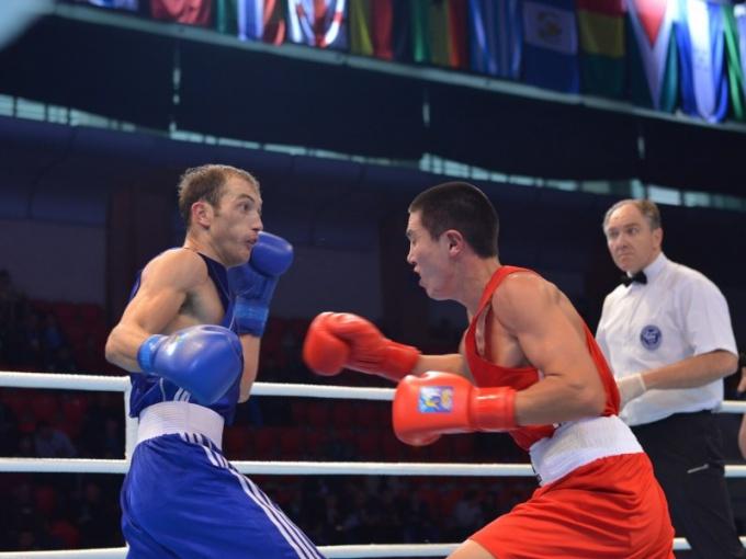 Путь от желания до умения боксировать на ринге иногда затягивается на годы