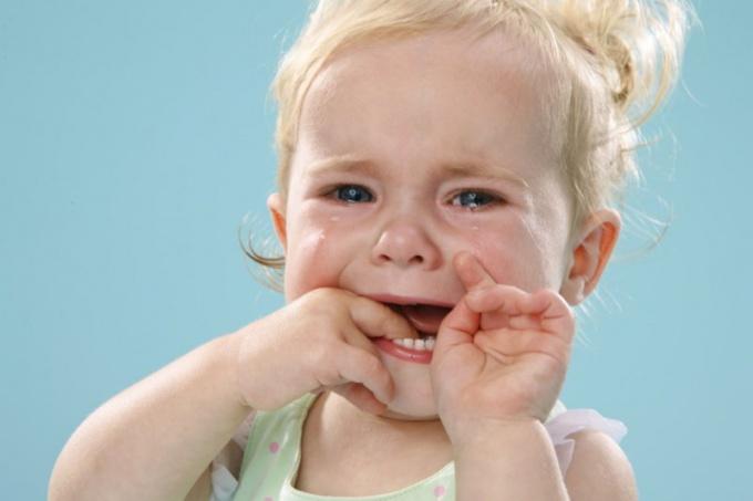 Как выглядит стоматит у ребенка