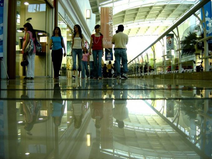 В торговых центрах есть риск незапланированной покупки