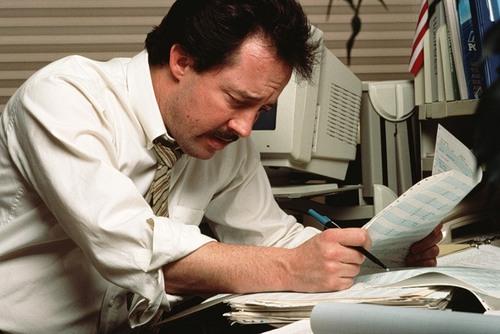 Работать тяжело и работать эффективно - вещи абсолютно разные