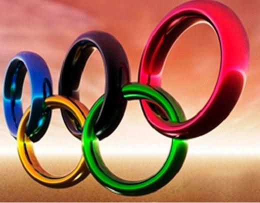Эмблема современных Олимпийских игр