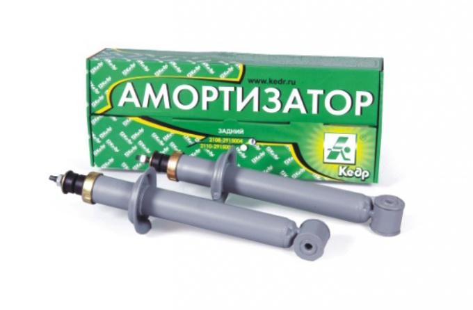 Задние стойки ВАЗ-2110