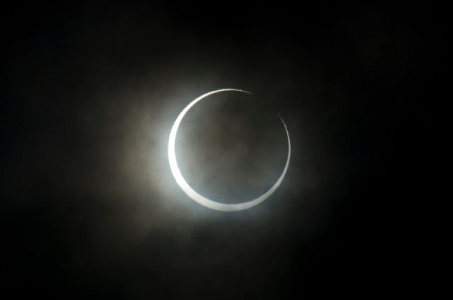 Когда и как происходит лунное затмение