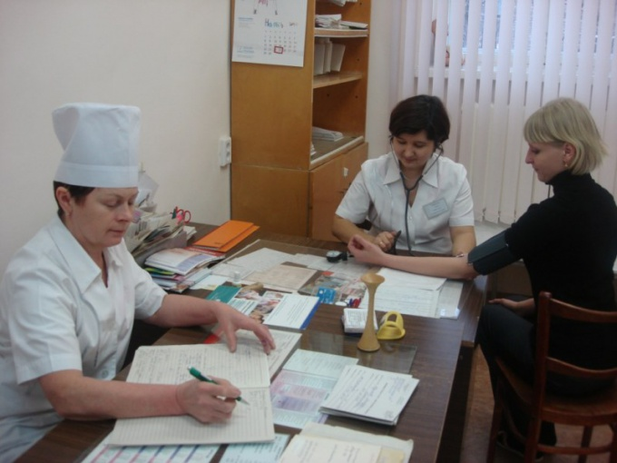 Какие документы нужны, чтобы записаться в женскую консультацию