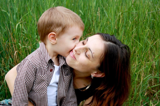 Дети не мешают новому браку
