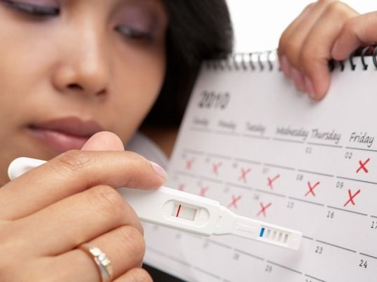 Favorable days for pregnancy
