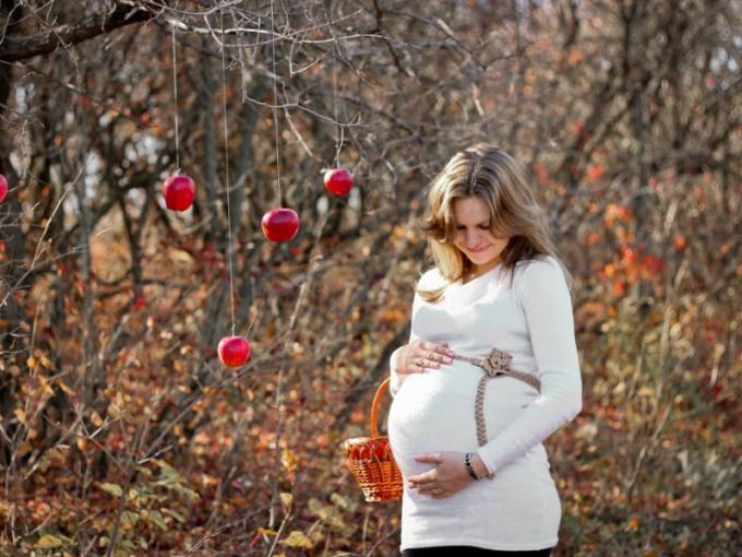 Какие ощущения когда растет матка при беременности