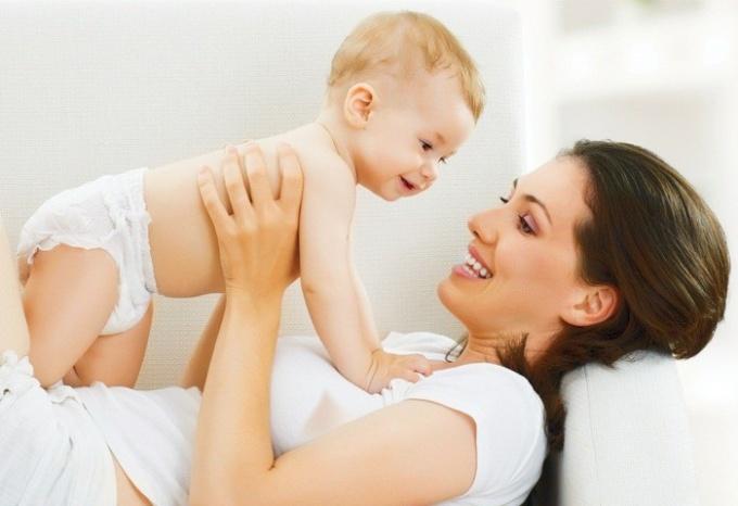 Как похудеть кормящей маме: диета