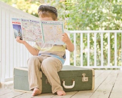 В путешествие - с ребенком!