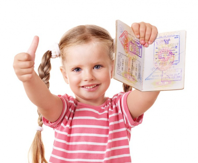 Какие документы нужны для вывоза ребенка за границу в 2017 году