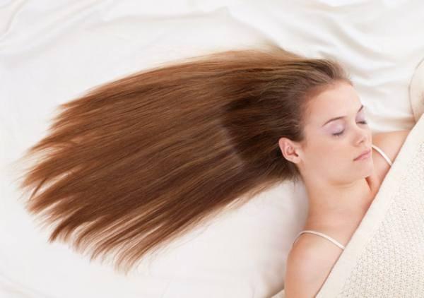 Как растут волосы во время беременности