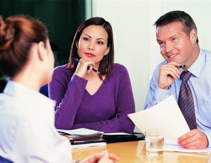 Какие документы оформляются при приеме на работу