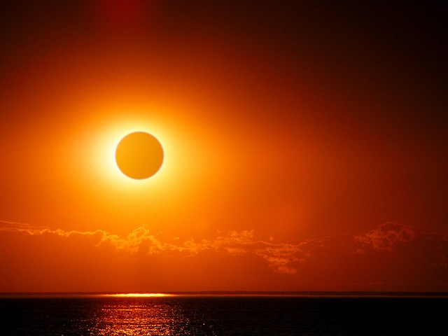 Когда будет следующее солнечное затмение в 2018 году